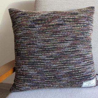 Knotted Pillow - TARAKO - Moss on the Stone