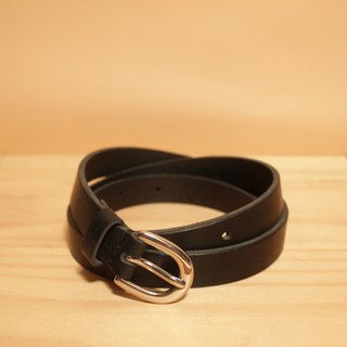 Affinity | Partial Affinities Italian Leather Handmade Leather Belt Fine