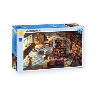 Puzzle: The Bookstore (1k pcs)