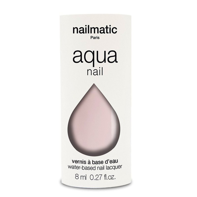 Nailmatic Water Nail Polish-Sakura Translucent Cherry Pink