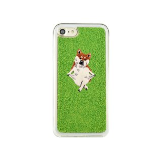 Shibaful -Mill Ends Park Pokefasu Peko-Shiba- for iPhone