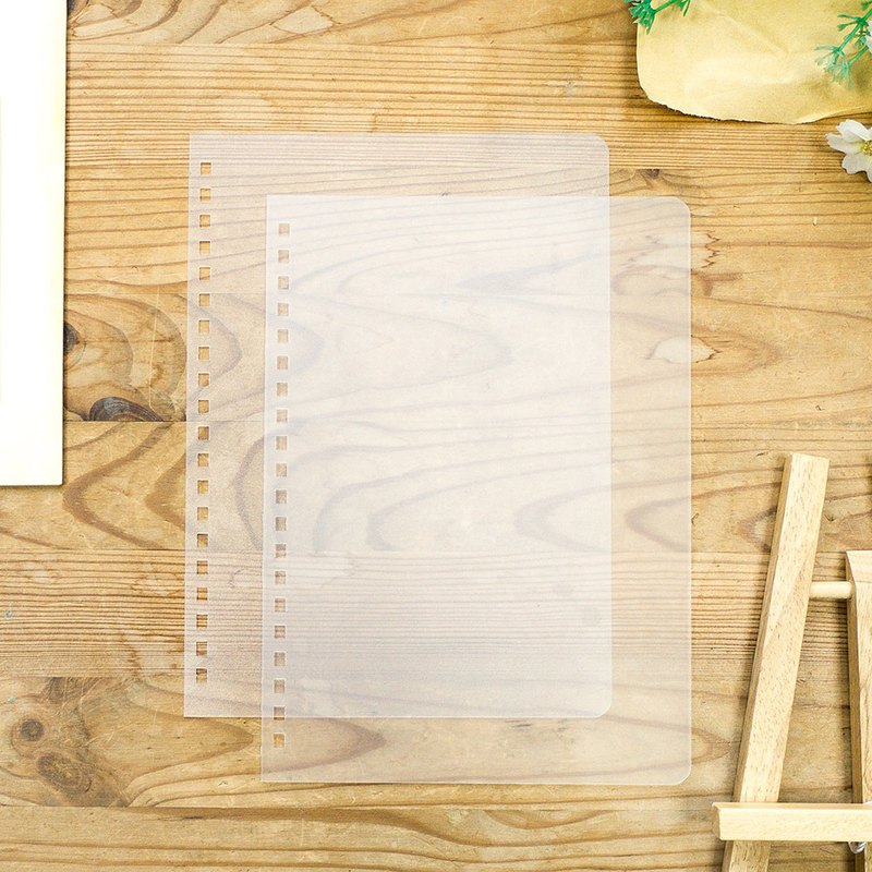 Matte PP Board (20 Holes) – 2 Boards / Pack