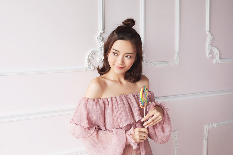 0990d450af04 Tiffany Off Shoulder Pink Top - Designer myaleshia