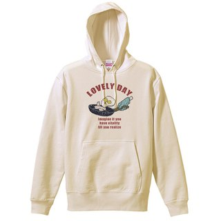 Sweat Parka / Lovely day
