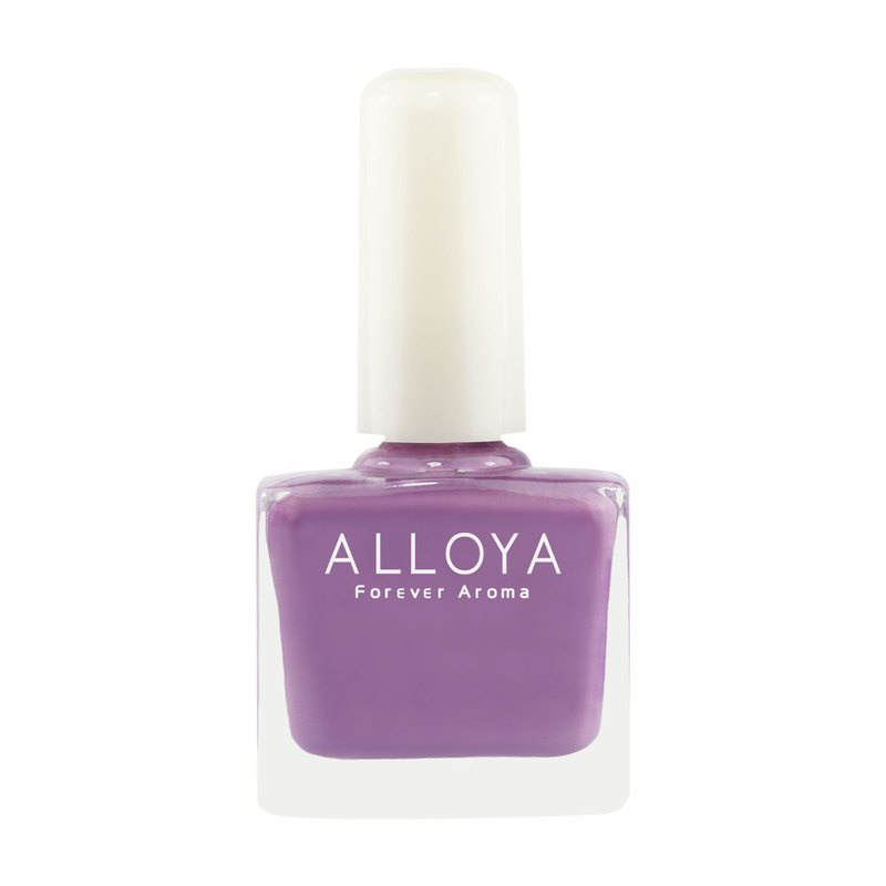 Water-based non-toxic finger color 011 lavender purple / durable + quick-drying