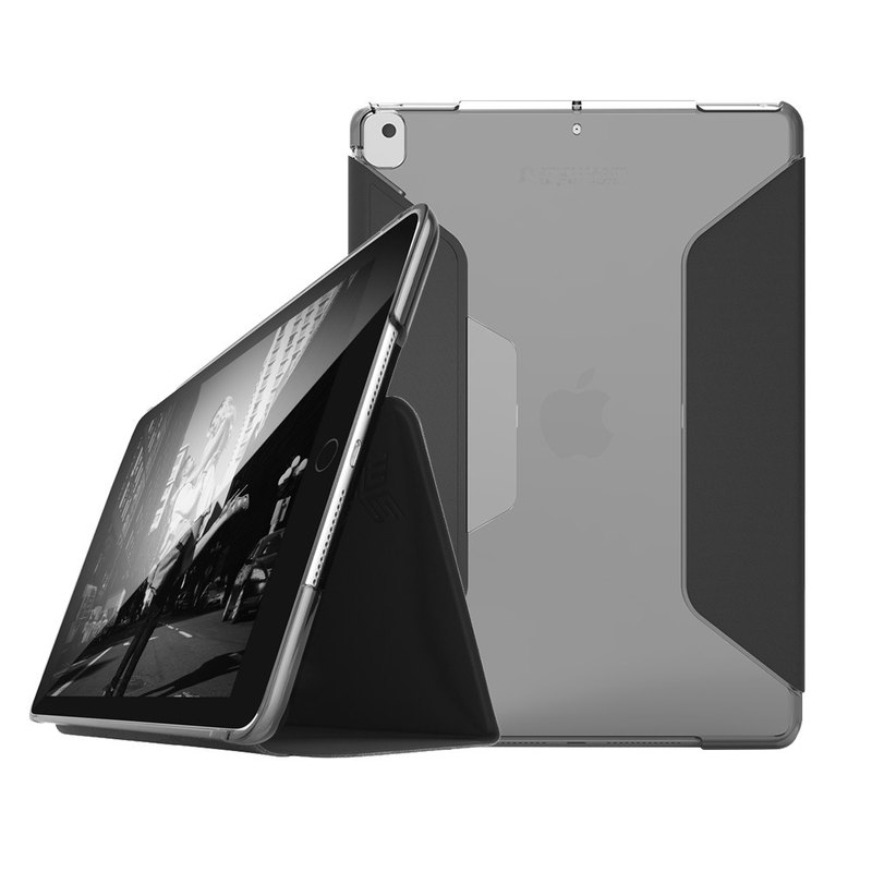 [STM] Studio series iPad 10.2-inch (compatible with iPad Air 3) protective case (black)