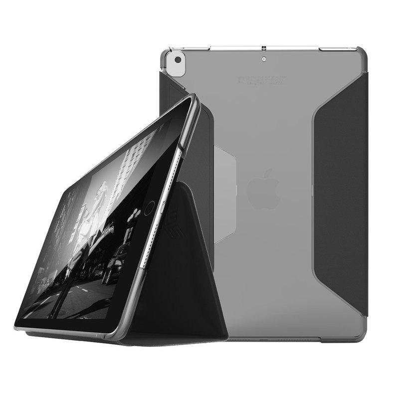 【STM】Studio 系列 iPad 10.2吋 (相容iPad Air 3) 保護殼 (黑)