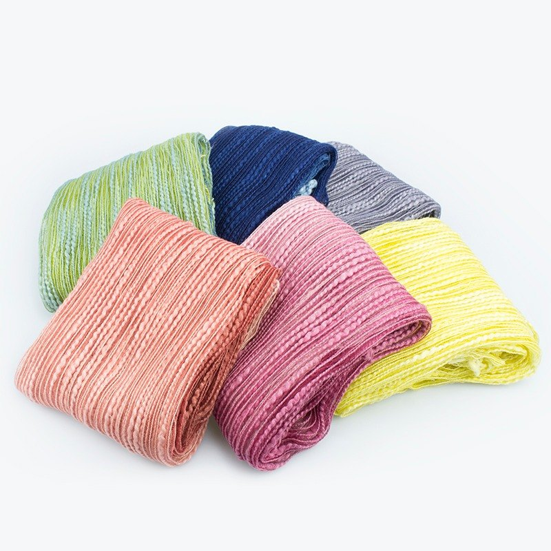 Takuya blue dye - vegetable dyes wool yarn scarves Uganda