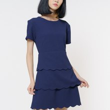2d190a973b6 Jennifer Ruffle Dress