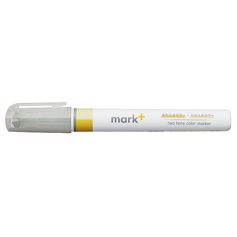 KOKUYO Mark + Unicorn Fairy Highlighter-Yellow