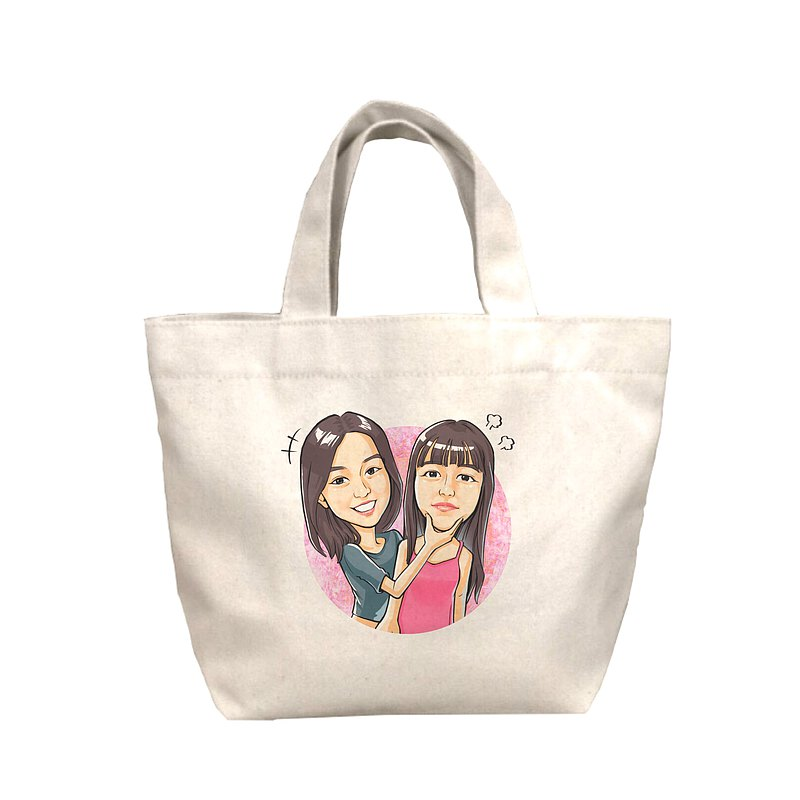 Additional purchase items / customized tote bags / newly married / couples / gifts /