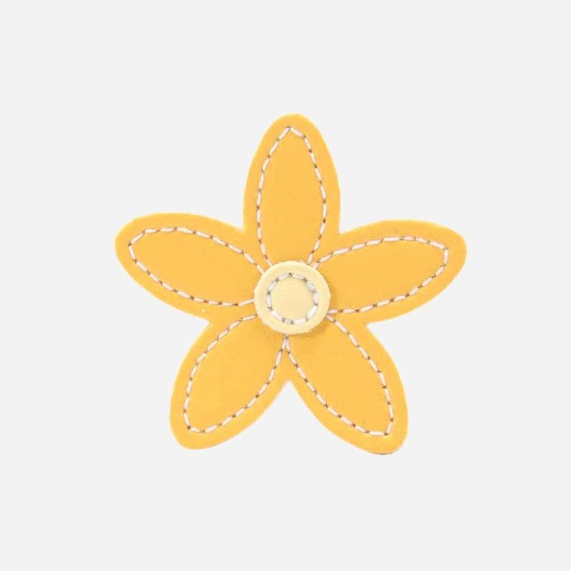 [tail and me] exclusive accessories flowers series star flower (orange)