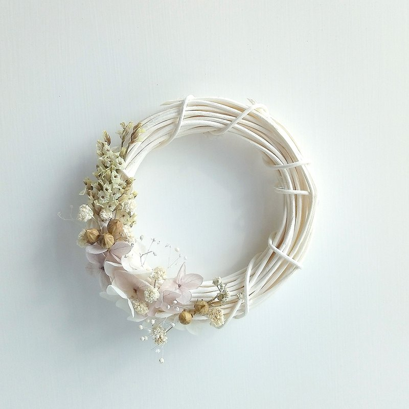 Wreath | Natural Dried flower | birthday gift