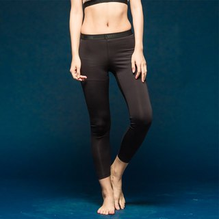 Skin Zero 1 Aeon heart kinetic pressure pants - black son of Stardust