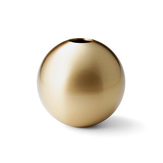 Copper Ball Vase (L)