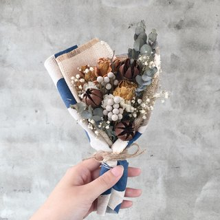 Rose dry bouquet