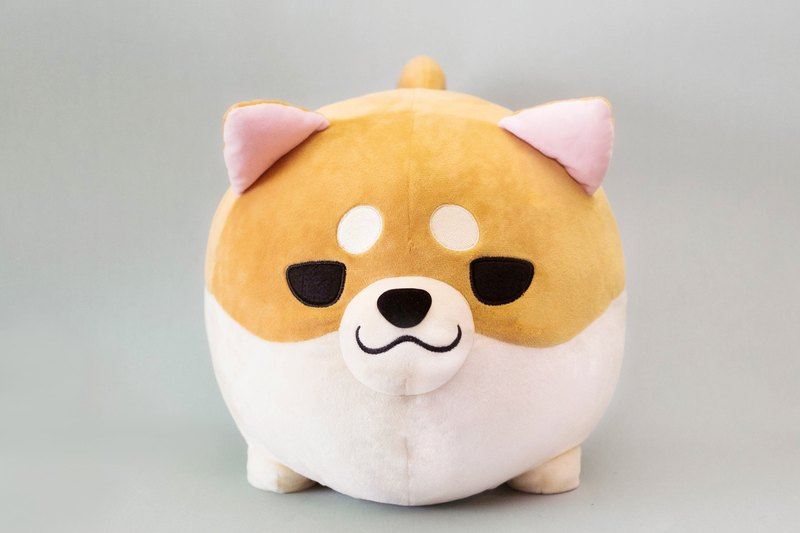 Millet Shiba Inu four-legged big pillow