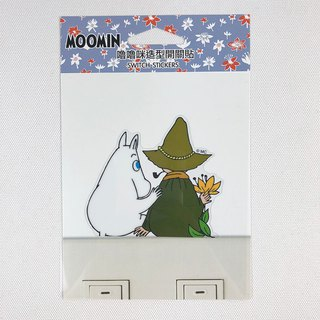 Moomin 噜噜米 授权-style switch sticker (03)