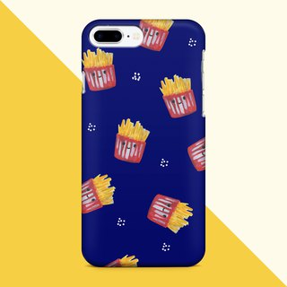 Yummy fries Phone case