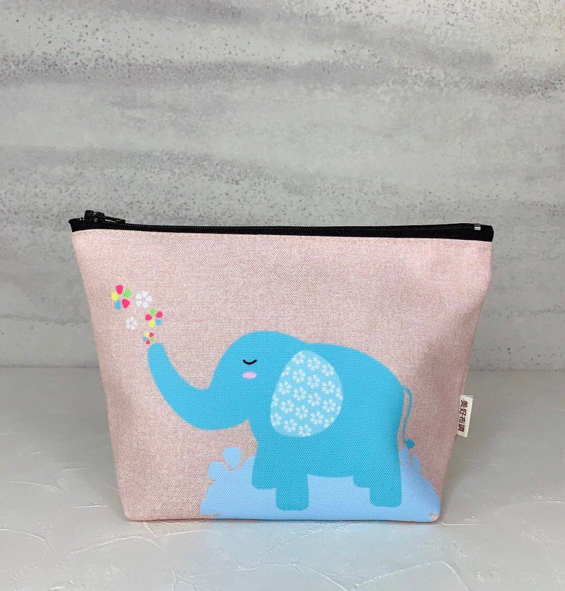淘氣大象-收納包