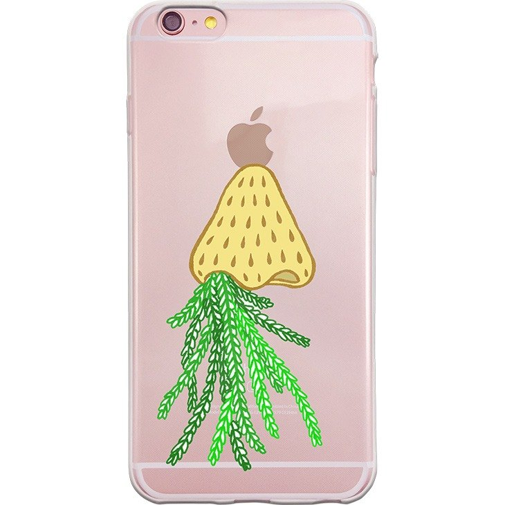"New Year Series [nose] to steal the spotlight - Meng as -TPU phone case ""iPhone / Samsung / HTC / LG / Sony / millet"""