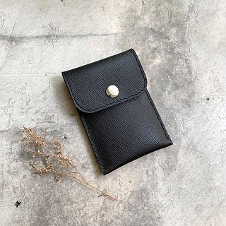 KAKU handmade leather business card holder card holder