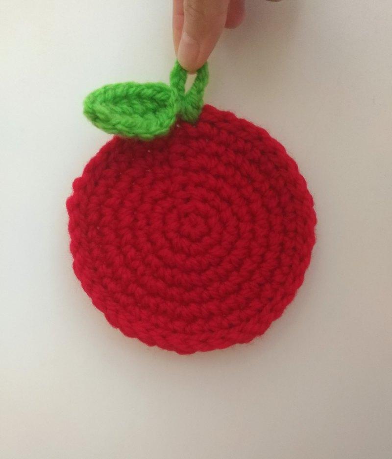 蘋果環保洗碗布