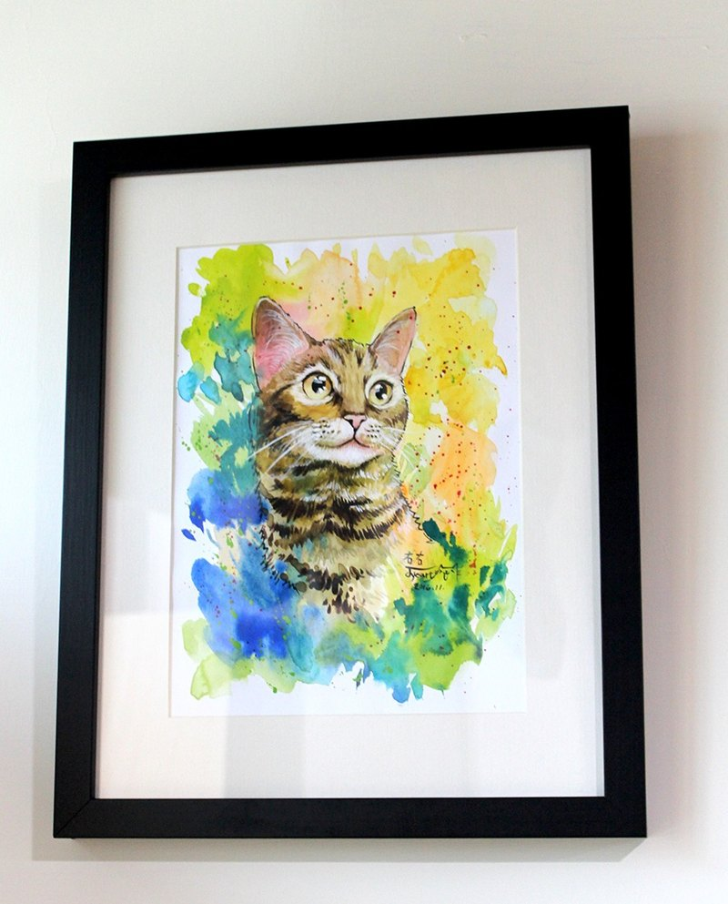 Picture frame - for Pets illustration only