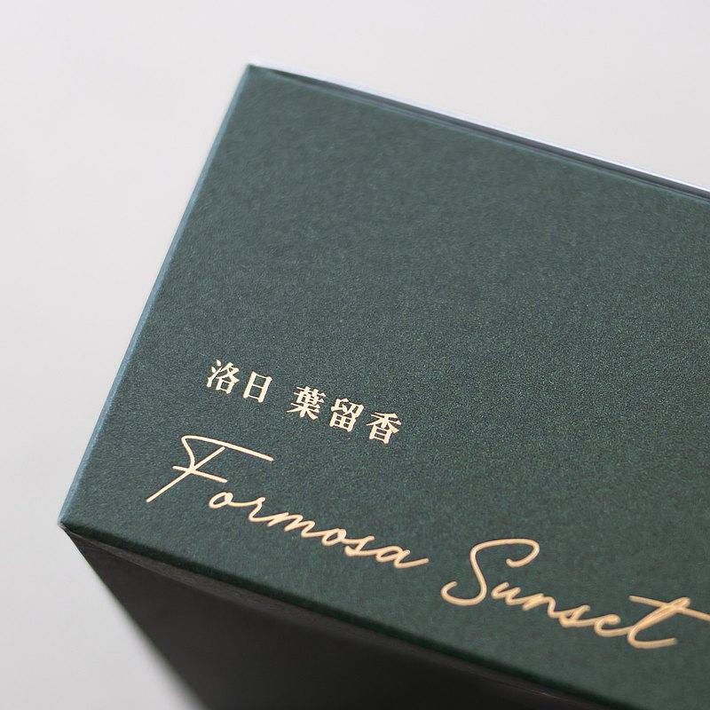 【洛日 葉留香】限定聯名 / 台灣原葉立體袋茶 8入