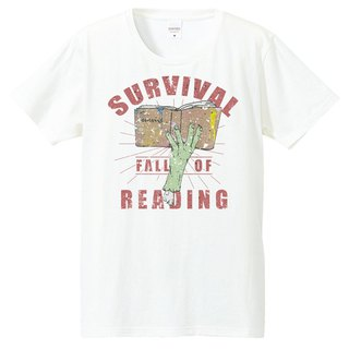 T-shirt / Fall of reading