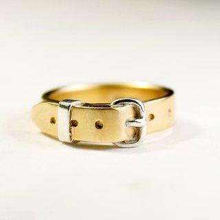Belt Ring cute GP 5mm