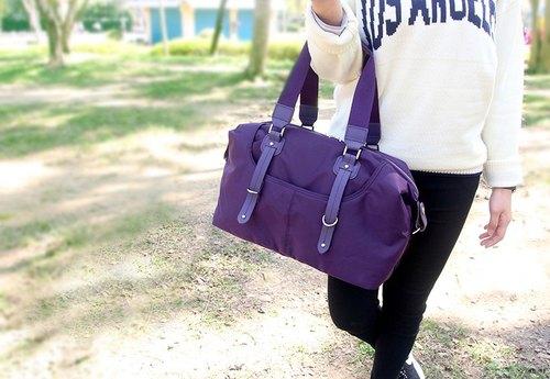 3ce4d6bd89 KOPER  charm  Qing Wu side Chic Shoulder Bag - purple fantasy - Designer  KOPER