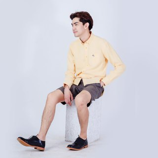 DOLPHIN // yellow // men slim fit
