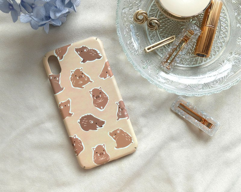 Wild Boar iPhone case / Samsung Galaxy case 手機殼