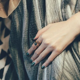 COR-DATE-Minimalism School-Green Planet Ring-520