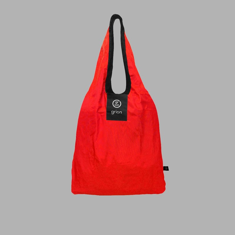 grion waterproof bag - Shoulder dorsal paragraph (L) Red