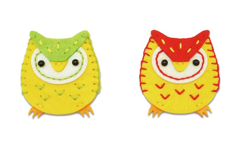 Fairy Land [Material Bag] Small Pen Set - Owl