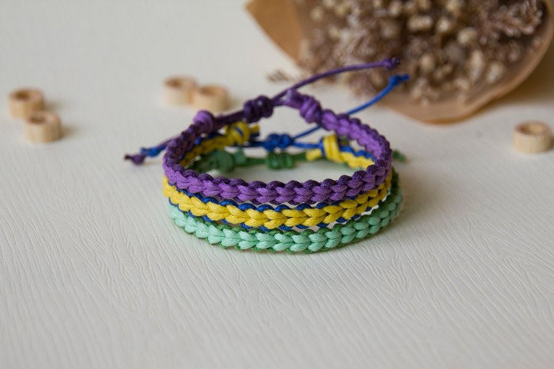 >>>>>Arrow / Handwoven Bracelet