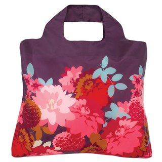 ENVIROSAX Australian Reusable Shopping Bag-Bloom Peony