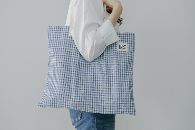Brut Cake Handmade Textile - Gubu Eco Tote Bag ( 3 ) Durable and easy to carry