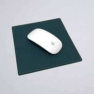 Leather Mouse Pad (12 colors / engraving service)