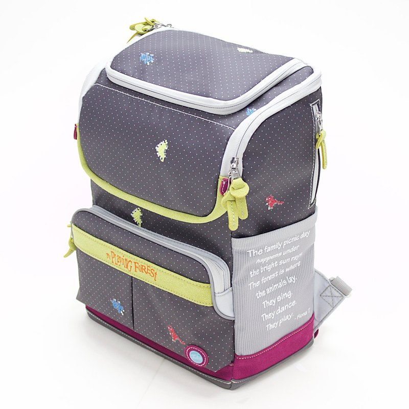 Doppio Mini Waterproof Super Light Eco-friendly Student Backpack