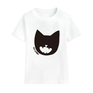 Pointy Tooth Cat T-Shirt
