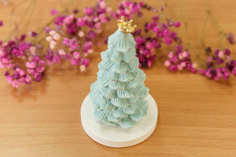 Christmas tree, incense stone, Christmas, limited fragrance, exchange of gifts, Christmas gift, second Christmas
