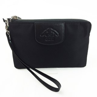 [Clutch] Portable - extremely black clutch / purse / lightweight bag / Mother's Day Preferred