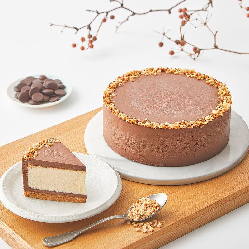 CACAO BARRY 生巧乳酪蛋糕