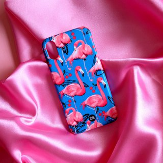 iPhone Case Cover 5 se 6 s 7 8 plus 10 x i6 i7 i8 ix S8 S9 Note8 Sony Flamingo