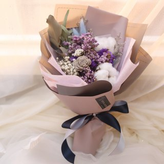 璎 Luo manor*wedding small objects*not withered flower. Eternal flower. Dry flowers*GIFT*Gifts G85 / Valentine's Day bouquet / dry bouquet / gift bouquet / Valentine's Day gift