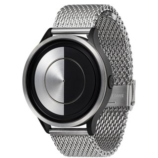 Month Series Watch LUNAR (Silver/Black, Chrome / Black)