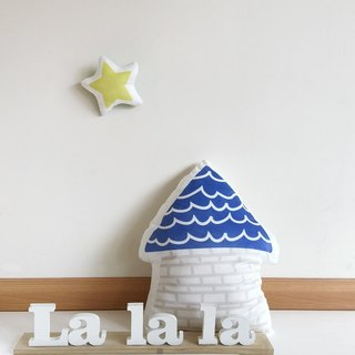 La la la [pillow] Dream House / limited hand / pillow / nap pillow